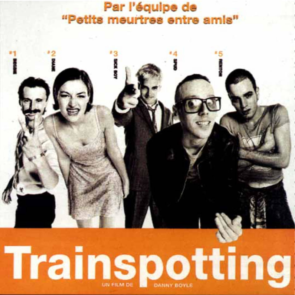 An analysis of Trainspotting Paper